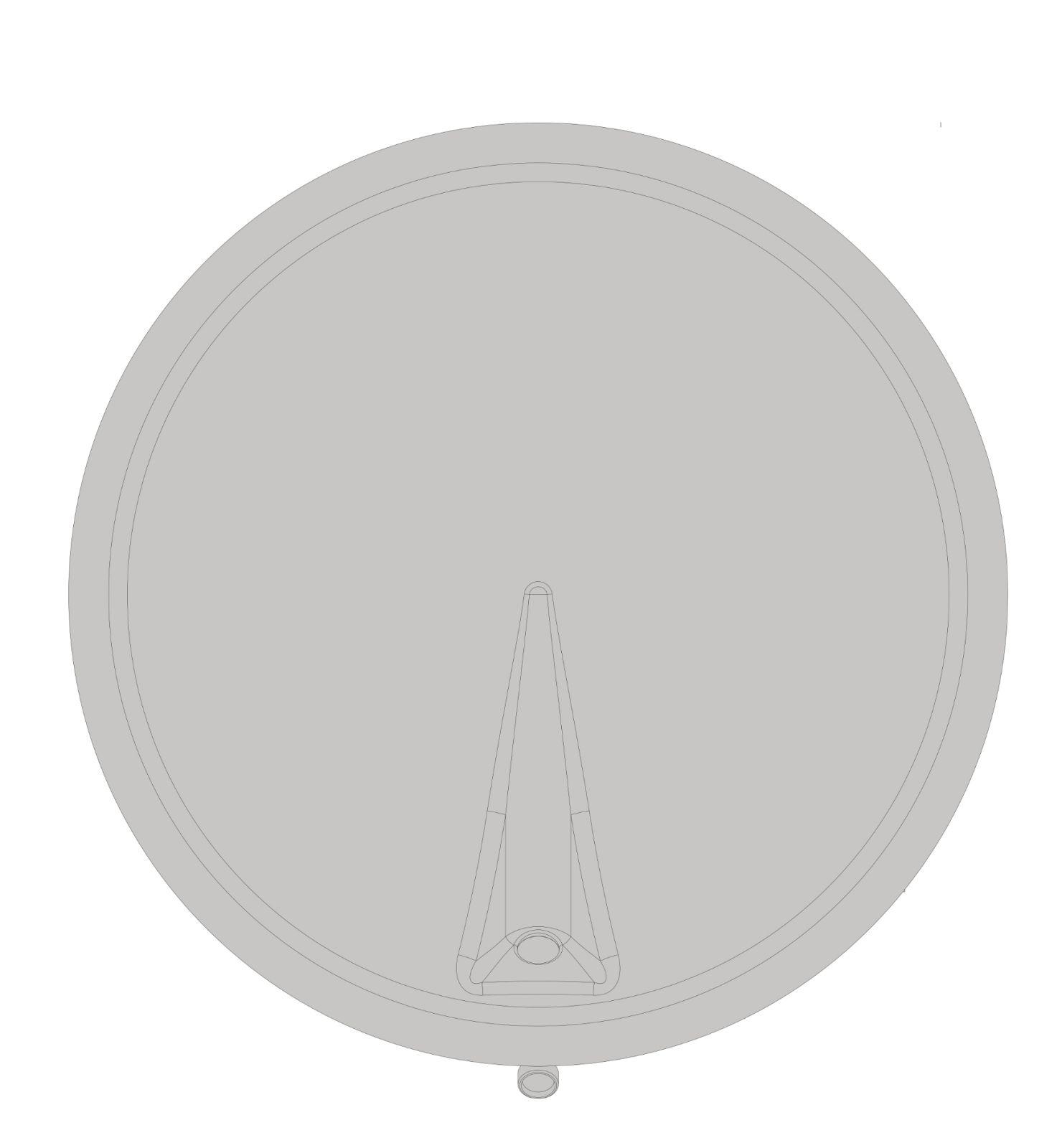бак SPEIDEL RO-Z открытого типа 530л_4