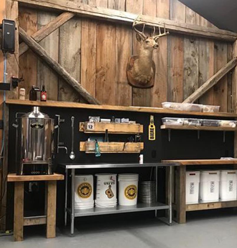Коммерческая пивоварня