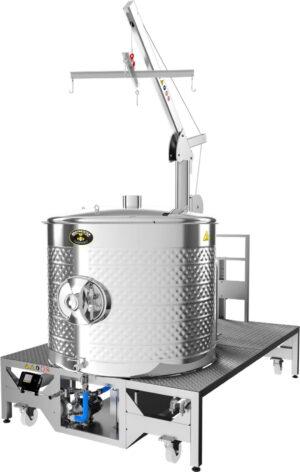 пивоварня BRAUMEISTER 1000л_1
