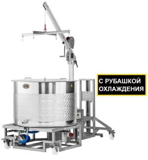 пивоварня BRAUMEISTER 500л_1