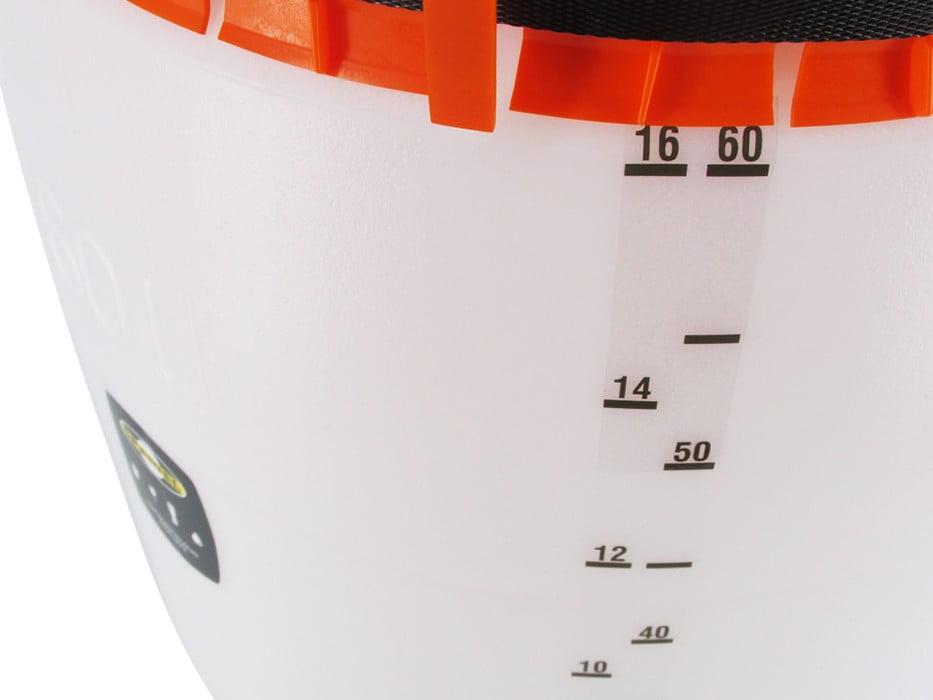 наклейка шкалы объема SPEIDEL для ферментера 60л_2
