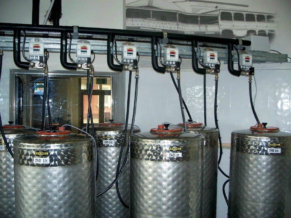 терморегулятор SPEIDEL FermFlex для баков-ферментеров FD_2