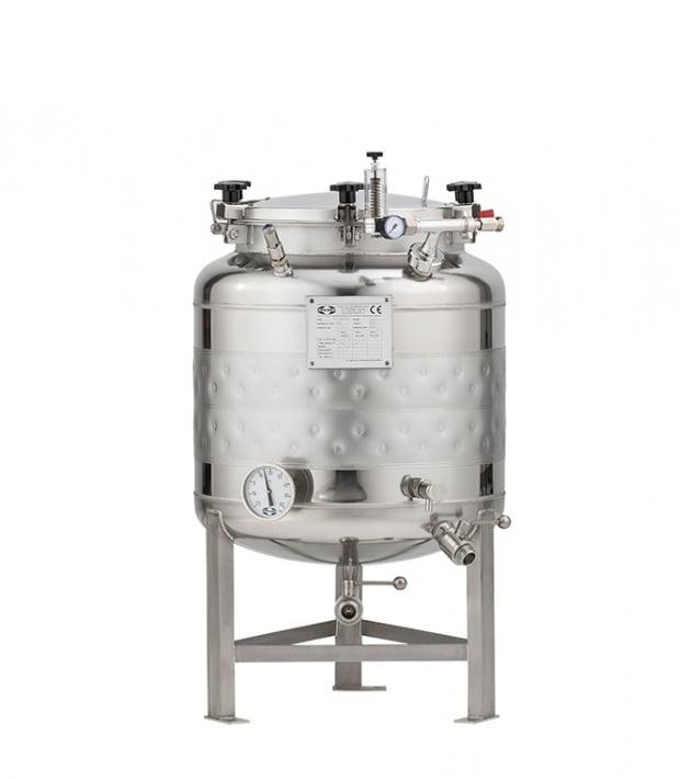 бак-ферментер SPEIDEL FD-1.2B под давлением 120л_1
