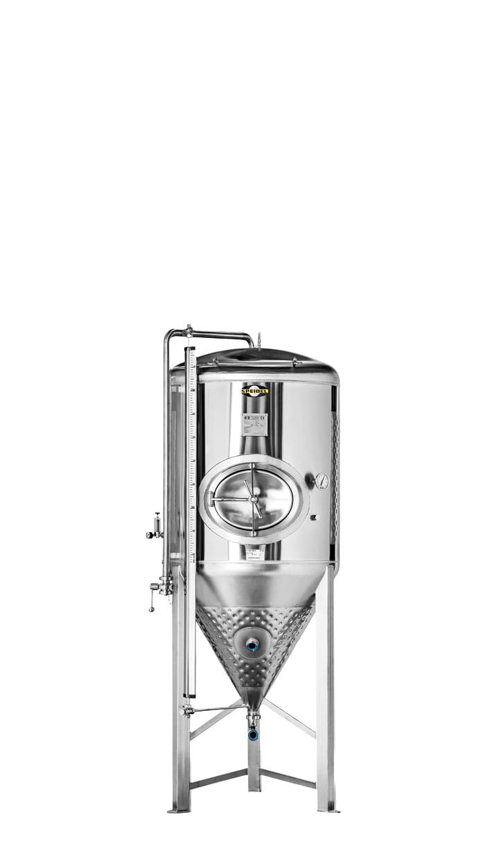 бак-ферментер SPEIDEL FD-3B-ZKG под давлением ЦКТ 300л_1