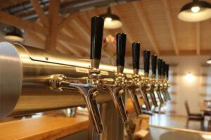 Пивоварня в баре